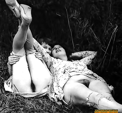 Vintage adult photos of..