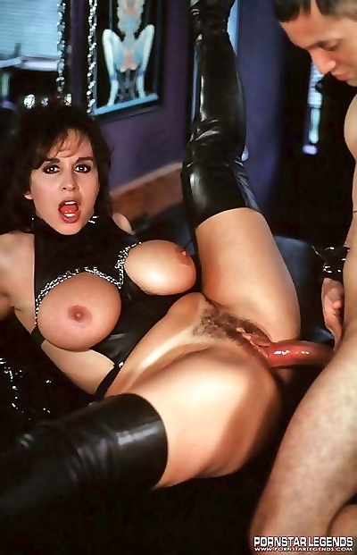 Retro pornstar keisha in..