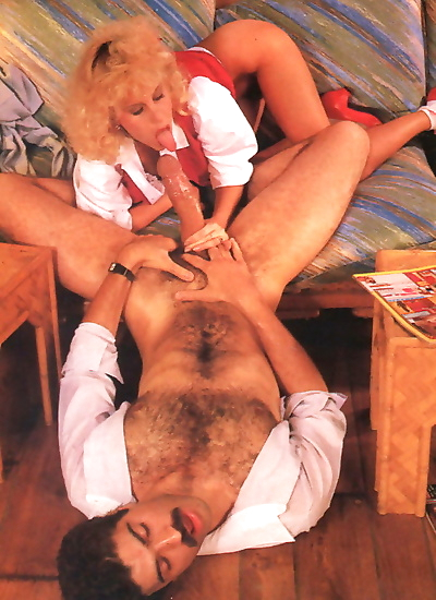 Retro anal sex pictures with..