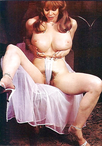 Vintage hairy babes from the..