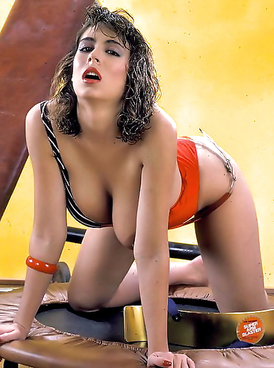 Christy canyon in vintage nudie pics from the classic porn - part 96